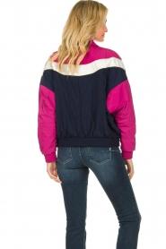 Patrizia Pepe |  Sporty jacket Lana | blue  | Picture 4