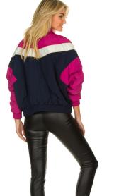 Patrizia Pepe |  Sporty jacket Lana | blue  | Picture 6