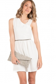 Hoss Intropia | Clutch Viene | naturel  | Afbeelding 2