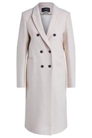 Set |  Cloak coat May | natural  | Picture 1