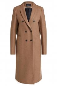 Set |  Cloak coat May | camel  | Picture 1