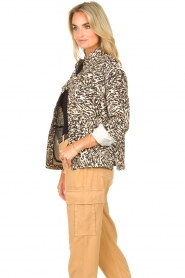 Set |  Jacket with print Zaya | black  | Picture 5