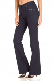 Patrizia Pepe | Flair jeans Angelina | blauw  | Afbeelding 4