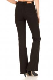 Patrizia Pepe | Flair jeans Angelina | zwart  | Afbeelding 5