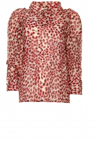 Munthe |  Blouse Jadyn | red  | Picture 1