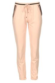 Liu Jo Sport    Sweatpants with glitters Teanna   pink    Picture 1