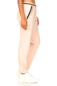 Liu Jo Sport    Sweatpants with glitters Teanna   pink    Picture 5