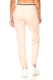 Liu Jo Sport    Sweatpants with glitters Teanna   pink    Picture 6