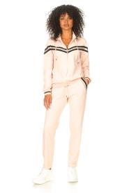 Liu Jo Sport    Sweatpants with glitters Teanna   pink    Picture 2