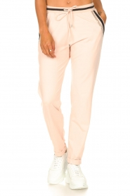 Liu Jo Sport    Sweatpants with glitters Teanna   pink    Picture 4