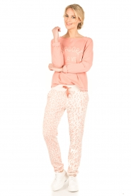 Juvia   Sweater La Vie   roze    Afbeelding 3