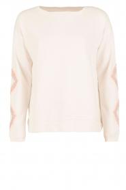 Juvia | Sweater Miu | licht beige  | Afbeelding 1