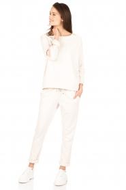 Juvia | Sweater Miu | licht beige  | Afbeelding 3