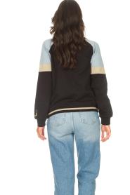 Liu Jo Sport |  Glitter sweater Aperra | black  | Picture 6
