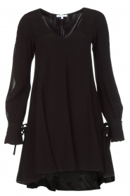 Patrizia Pepe |  Dress Alissa | Black  | Picture 1