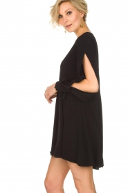 Patrizia Pepe |  Dress Alissa | Black  | Picture 5