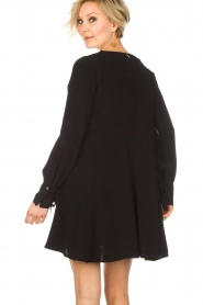 Patrizia Pepe |  Dress Alissa | Black  | Picture 6