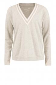 Juvia | Sweater Kim | grijs  | Afbeelding 1