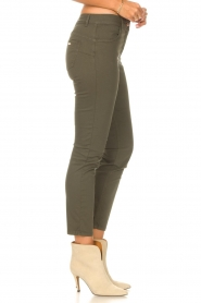 Liu Jo Sport |  Skinny jeans Dezy | green  | Picture 6
