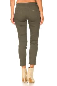 Liu Jo Sport |  Skinny jeans Dezy | green  | Picture 7