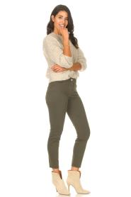 Liu Jo Sport |  Skinny jeans Dezy | green  | Picture 3