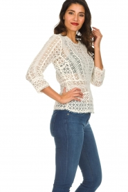 Set |  Lace top Sarella | natural  | Picture 3