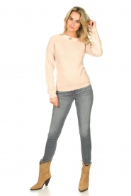 Silvian Heach |  Sweater with button details Abduction | natural  | Picture 3