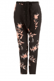 Pantalon Nancy | zwart