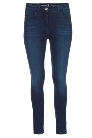 Patrizia Pepe | Skinny jeans Camilla | Blauw  | Afbeelding 1