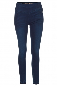 High waist stretch jeans Sevella | Blauw