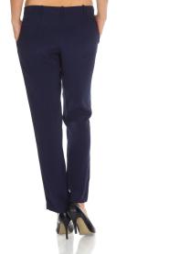 Patrizia Pepe | Pantalon Aimee | Blauw  | Afbeelding 5