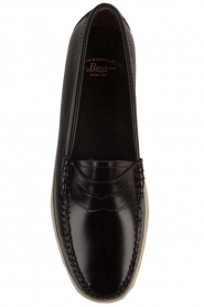 G.H. Bass & Co. |  Leather loafers Weejun Cup Penny | black  | Picture 6