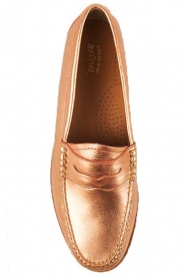 G.H. Bass & Co. |  Leather loafers Weejun Penny | copper  | Picture 6