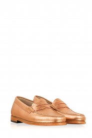 G.H. Bass & Co. |  Leather loafers Weejun Penny | copper  | Picture 4