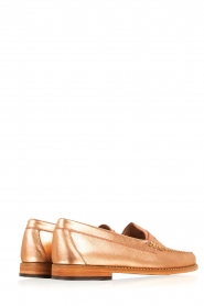 G.H. Bass & Co. |  Leather loafers Weejun Penny | copper  | Picture 5