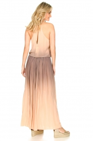 Rabens Saloner |  Maxi dress Inari | pink  | Picture 5