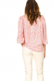 Lolly's Laundry    Blouse with floral print Frankie   pink    Picture 7