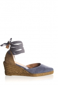 Espadrille wedges Joyce | blue