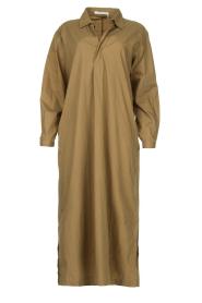 Rabens Saloner |  Midi dress Meli | green  | Picture 1