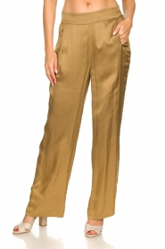 Rabens Saloner |  Trousers Jami| brown  | Picture 4