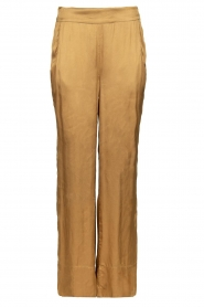 Rabens Saloner |  Trousers Jami | brown  | Picture 1