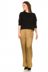 Rabens Saloner |  Trousers Jami | brown  | Picture 3
