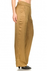 Rabens Saloner |  Trousers Jami | brown  | Picture 5