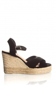 Espadrille wedges Blaudell | black
