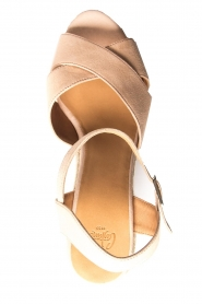 Castaner |  Espadrille wedges Blaudell | nude  | Picture 6