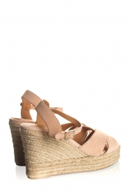 Castaner |  Espadrille wedges Blaudell | nude  | Picture 5