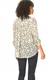 Lolly's Laundry    Blouse with floral print Lari   creme    Picture 6