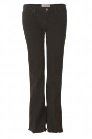 IRO | Jeans Freddy lengtemaat 34 | zwart  | Afbeelding 1