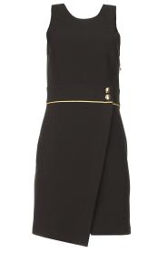 Patrizia Pepe    Sleeveless dress Kyra   black    Picture 1