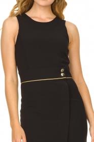 Patrizia Pepe    Sleeveless dress Kyra   black    Picture 8